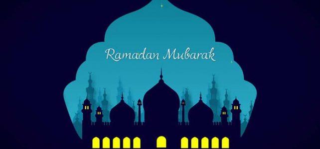Ramadhan Mubarak 2020